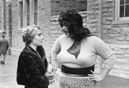 """A scene from """"Multiple Maniacs,"""" coming soon to a theater near you."""