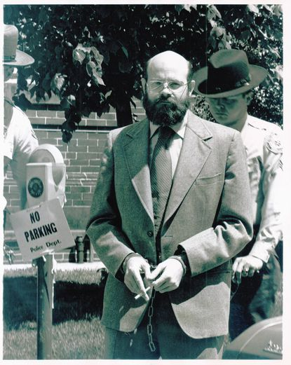 Peter Sutro Waine, convicted in 1976 of murdering two people, was denied bail Wednesday as he waits for a new trial.