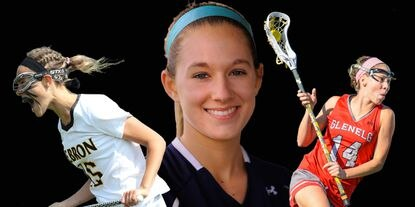 The Howard County All-Decade girls lacrosse team, featuring players who played between 2010 and 2020.