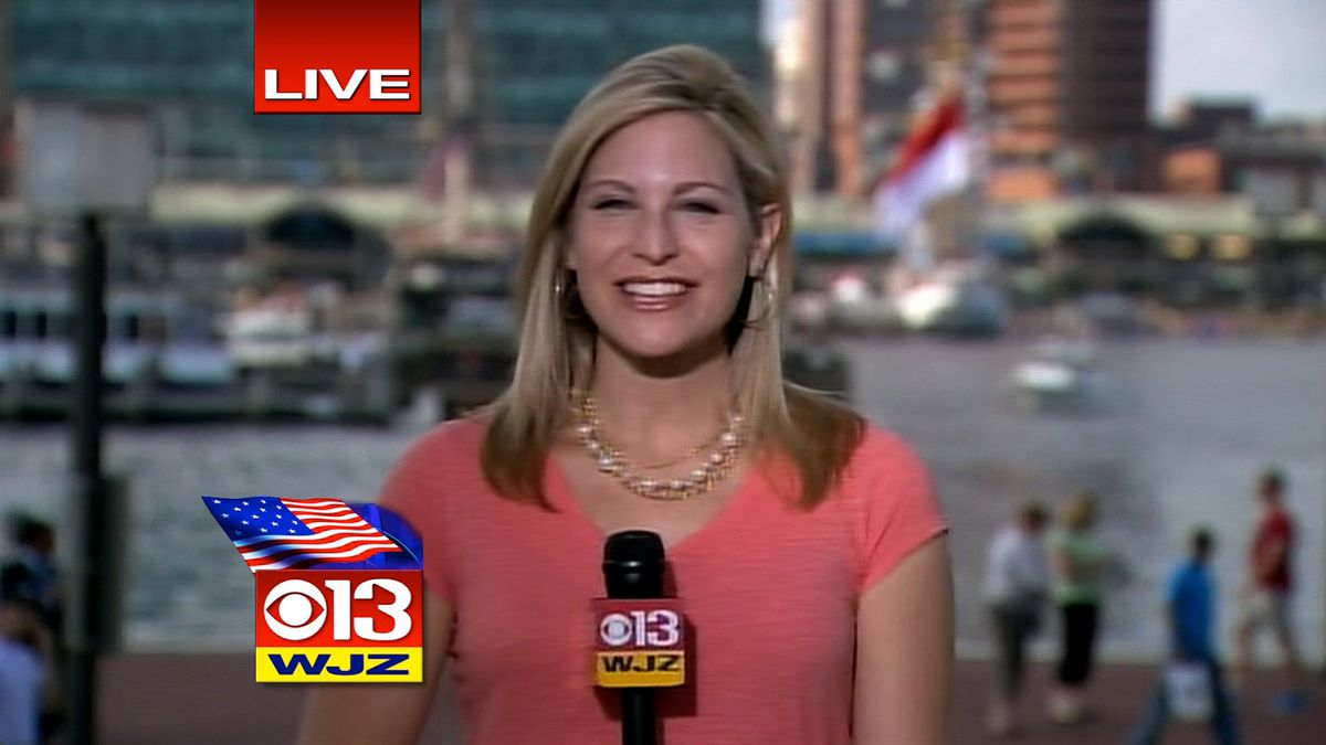 WJZ news anchor Jessica Kartalija departing Baltimore for