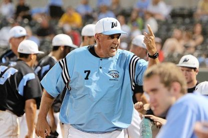 Harman in the Hall: Former Westminster baseball coach poised for state's top honor