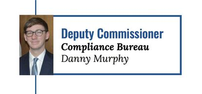Baltimore Police Deputy Commissioner Daniel Murphy