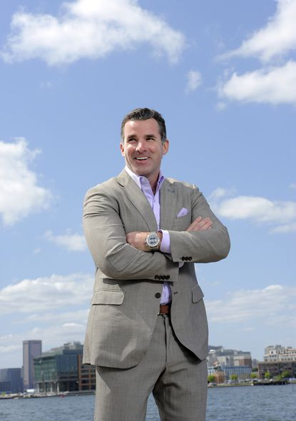 Kevin Plank, Under Armour founder.