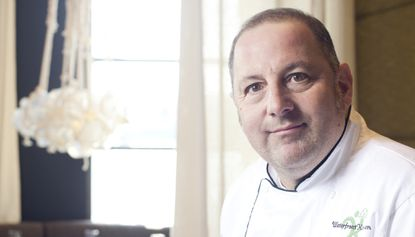 Jerry Pellegrino is resuming his advisory role at Waterfront Kitchen, where until he recently, he had been running the daily operations