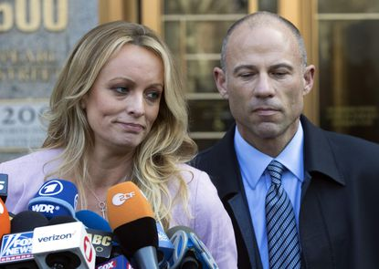 Attorney Michael Avenatti charged with defrauding Stormy Daniels