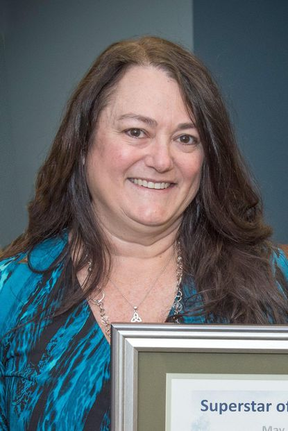 Dawn Buoye, Carroll Hospital May SuperStar of the Month - Original Credit: Courtesy Photo
