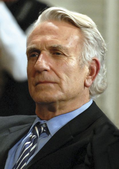 John R. Griffin has twice served as secretary of the Maryland Department of Natural Resources.