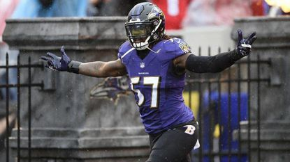 No respect? Ravens again scarcely represented on NFL Top 100 list