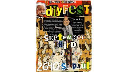 Saturday: 9th Annual DIY Fest