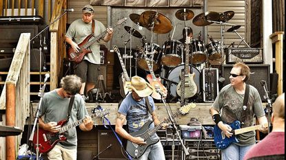 Half Serious will perform at Stables in Westminster on Saturday, Oct. 27.