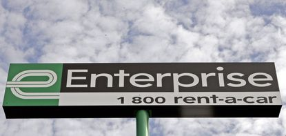 Linthicum-based Enterprise RAC Company of Baltimore LLC is prohibited from participating in any current or future federal government contracts until it agrees to implement specific steps to address the effects of past discrimination and prevent it from occurring in the future.