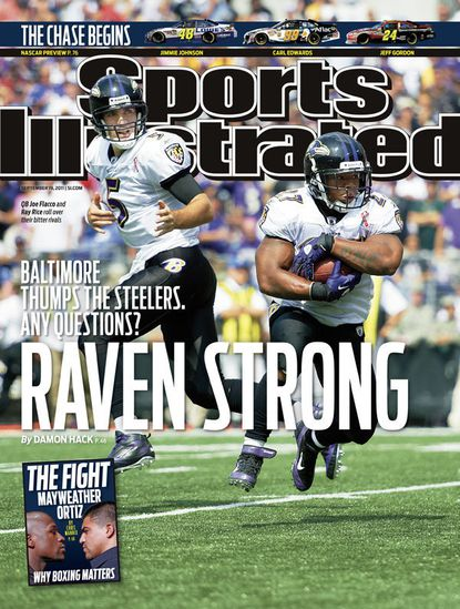 Ravens SI cover