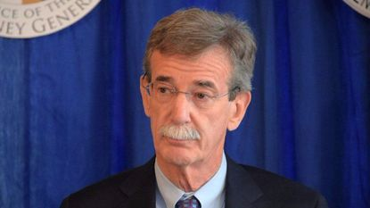 Attorney General Brian Frosh backs Rushern Baker in Democratic governor's race