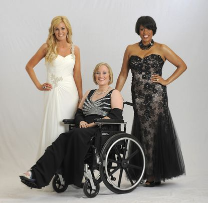 The Baltimore Sun's 2013 list of 50 Women to Watch included, from left, Heather Ziehl, Ericka Brannock and Stephanie Rawlings-Blake.