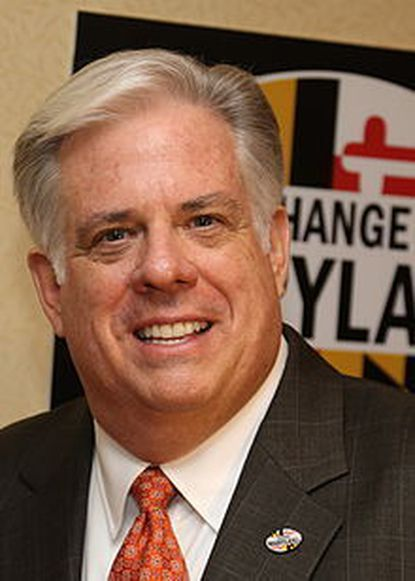 How much Baltimore donors bet on Republican Larry Hogan's win for Maryland governor