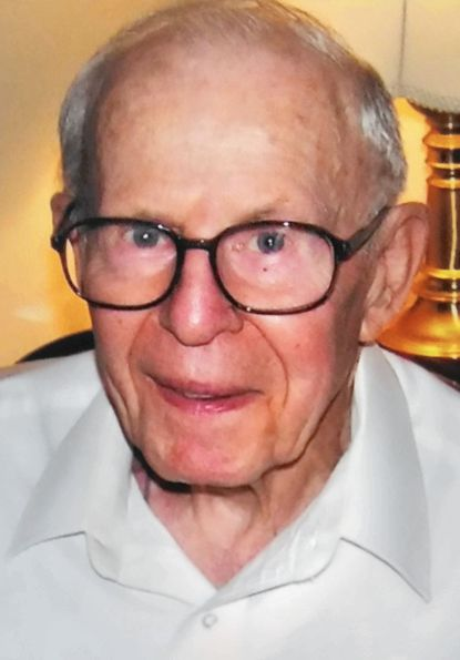 John P. Stronski, a decorated World War II veteran whose career in finance spanned more than four decades, died Wednesday of complications from dementia at Oak Crest Village in Parkville. The former Monkton resident was 94.