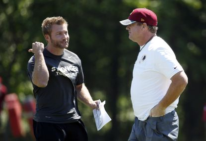 Digest: Redskins offensive coordinator Sean McVay to interview for Rams job