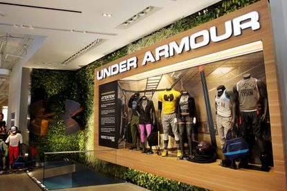 Under Armour stores
