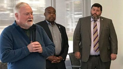 Harford honors churches, volunteers for winter rotating homeless shelters