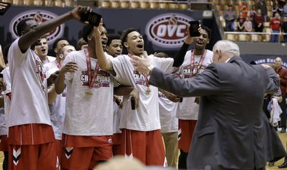 College roundup: Austin Peay, Yale first to clinch NCAA tournament berths