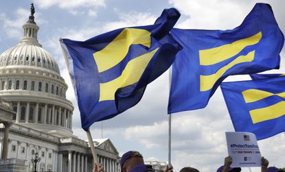 ACLU of Maryland sues Trump administration over transgender military service ban