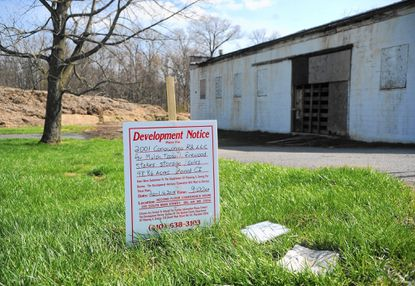 A proposal for a mulch business on the 48.9-acre, mostly wooded site in the 2000 block of Conowingo Road (Route 1) across from Hickory Elementary School, was reviewed Wednesday bythe Harford County Development Advisory Committee.