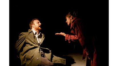 """Annex Theater draws noir mystery out of Baltimore in """"The Shattering Frame"""""""