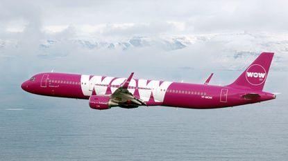 WOW Air will soon offer flights from Baltimore to India