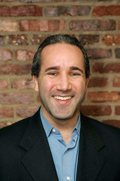John Angelos is executive vice president of the Baltimore Orioles and son of club owner Peter Angelos.