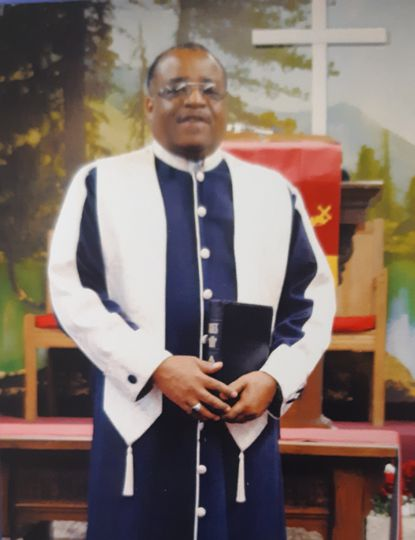 Over the years, the Rev. Samuel A. Blow served the New Friendship Baptist Church, Pleasant Hope Baptist Church and New Zion Hill Baptist Church.