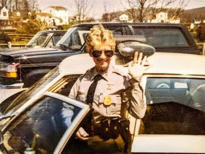 """Colleen """"C.J."""" Stiles, the first woman in the Maryland State Police K-9 Unit, died Oct. 3 at Carroll Hospital at 68 years old."""