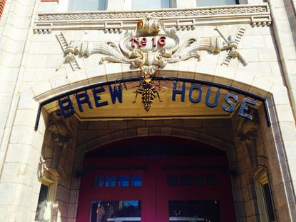 After more than a year of planning, Brew House No. 16 set to open in October