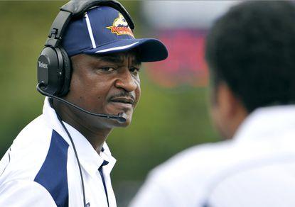 Donald Hill-Eley won't return as Morgan State's head football coach next season.