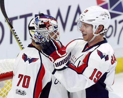 Digest: Holtby, Capitals shut out Senators, 1-0