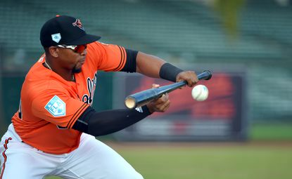 One year after Manny Machado trade, Orioles prospect Yusniel Diaz finding his form at Double-A Bowie