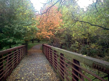 The Wakefield Valley Community Trail will again be the site of November 5K hosted by the Westminster Road Runners Club.