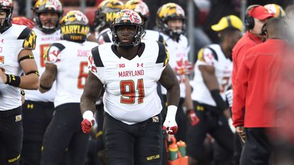 Sophomore defensive tackle Adam McLean was among the highest-rated players in DJ Durkin's first recruiting class.