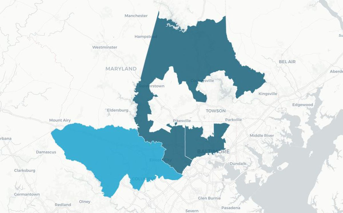 Graphics: Turnout for Maryland's 7th District special primary was low, but not the worst in recent memory