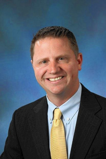 New Hillcrest Elementary principal Douglas Elmendorf officially took over July 13.