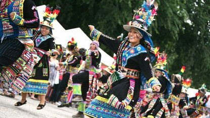 LatinoFest is set for June 23-24 in Patterson Park.