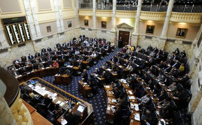 The Maryland legislature kicks off its 2020 session Wednesday. Members will reconsider legislation vetoed last year by the governor in the coming weeks.