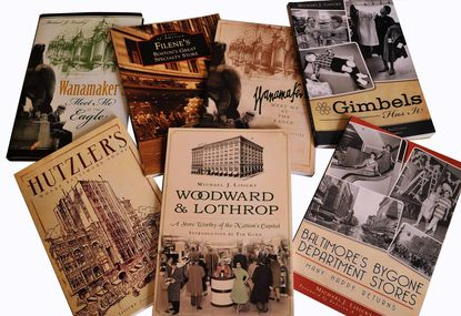 Michael Lisicky's books about department stores