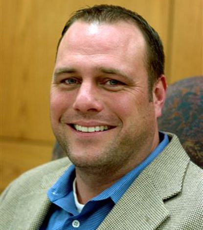 Former Harford County Council member Lance Miller, shown during his last year on the council in 2006, has been indicted for alleged possession of marijuana with intent to distribute and related charges.