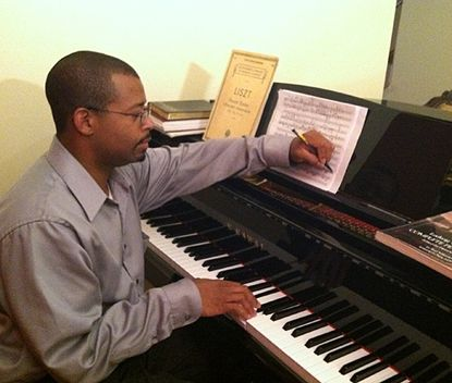 """The BSO commissioned Baltimore composer and Morgan State professor James Lee III to write a piece inspired by Harriet Tubman. The symphony premieres the piece, """"Chuphshah! Harriet's Drive to Canaan,"""" this weekend."""