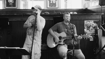 On Friday, unVailed is performing at Maggie's in Westminster at 9 p.m.