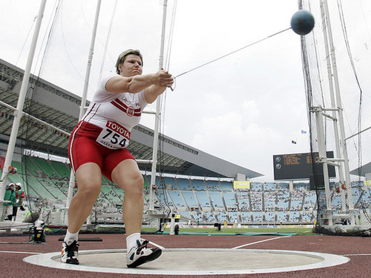 Former Olympic hammer throw champ dead at 26 - Baltimore Sun
