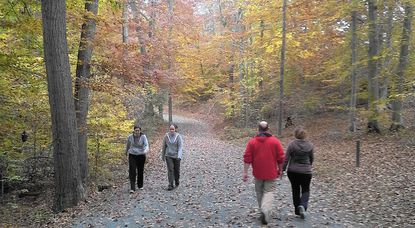 The annual walk to raise awareness of the efforts to close the gap in the Ma & Pa Heritage Trail through Bel Air will be held on Sunday, Oct. 3o.