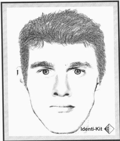 Sketch of suspect in Parkton road rage attack