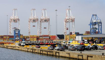 Baltimore, MD -- A report released Monday by the Greater Baltimore Committee suggests the region is not living up top its export potential.