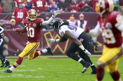 Ravens could see read-option Sunday, but scheme's effectiveness, future is in doubt